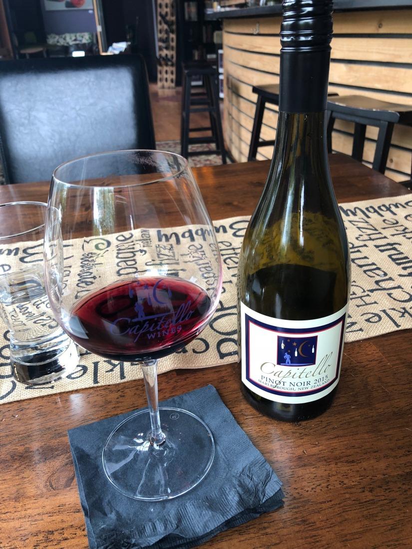 Saturday Wine Tasting